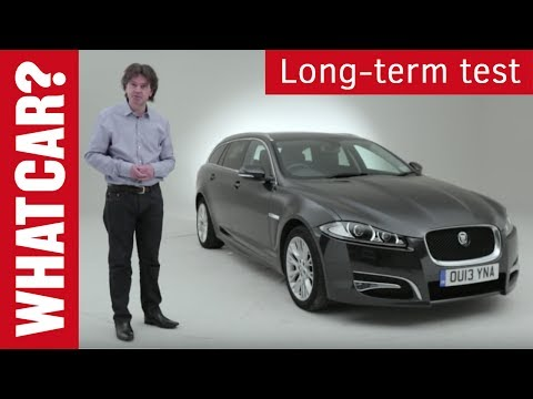 2014 Jaguar XF Sportbrake final report - What Car?