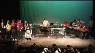 Mass Marimba Band Lion King - He Lives in You