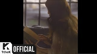 [Teaser] Lucia(심규선) _ Song Of Candle Dripping(촛농의 노래)