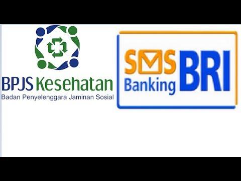 Cara bayar Bpjs via SMS Banking Bri