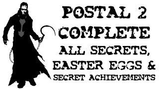 Postal 2 All Secrets And Easter Eggs | Part 1 | HD