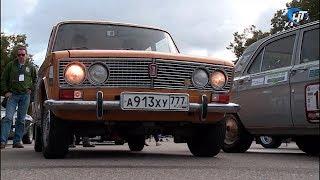 Новгородская область во второй раз приняла финал российского автомобильного ретро-ралли