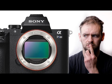 A7SIII - Why I don't think it will have 8K - Dave McKeegan - THFilm pro