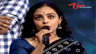 Nithya Menon & Nara Rohit Speech at Okkadine Movie Audio Function