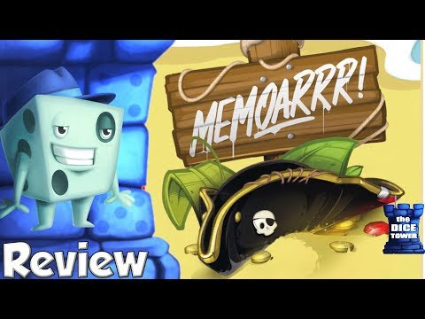 Memoarrr! Review - with Tom Vasel