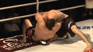 SEVEN FIGHT 2015 MMA Иваново Низамудин Рамазанов VS Василий Чернявский