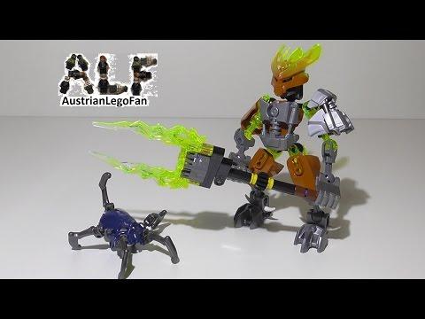 Vidéo LEGO Bionicle 70779 : Protecteur de la Pierre