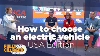 How to choose an electric vehicle - USA Edition
