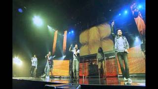 Backstreet Boys   LIVE   The Call  The One  Bigger   HD