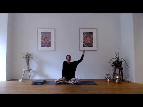 Tibetan Yoga with Mariette de Kroon