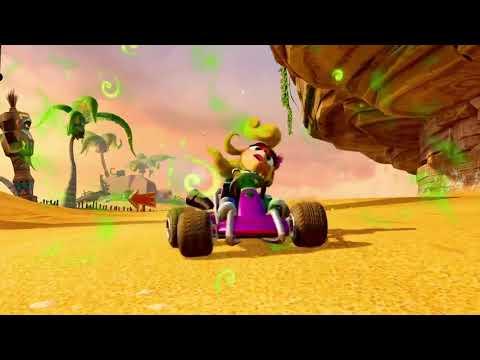 Видео № 0 из игры Crash Team Racing Nitro Fueled [PS4]