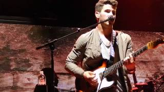 LIVE Jonas Brothers - NEW SONG - Found - Chicago -7/10/13 OPENING NIGHT