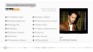 Murat Boz - İki Medeni İnsan (Official Audio)
