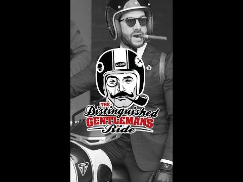 DGR 2021 by Triumph Spain   The Distinguished Gentlemans Ride