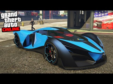 GTA ONLINE - FASTEST CAR IN GTA 5?