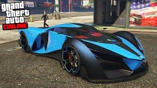 GTA ONLINE - FASTEST CAR IN GTA 5?