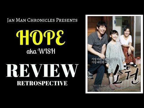 Hope  aka wish   2013  review retrospective