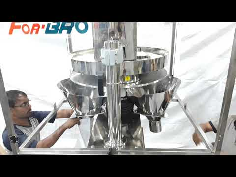 Detergent Powder Filling Machine