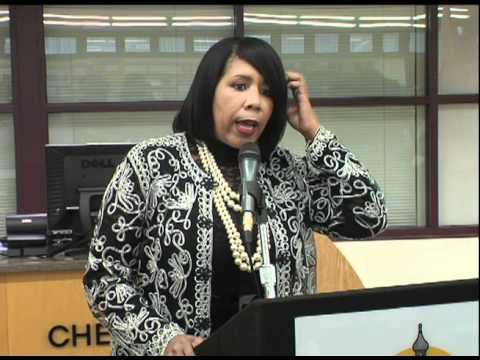 Kay Andrews Speech-C. Blythe Andrews, Jr. Library Renaming