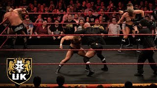 Imperium Clash With British Strong Style: NXT UK Highlights, May 29, 2019
