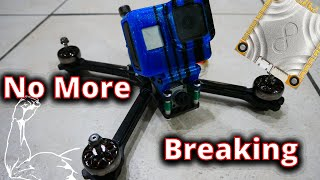 Let's Build A Strong Drone! ???? No More Breaking! AIO Banger