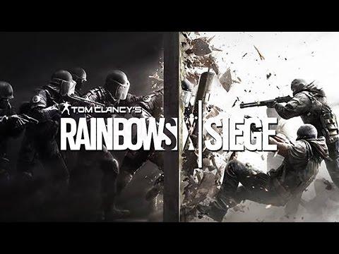 Tom Clancy's Rainbow Six Siege Gameplay