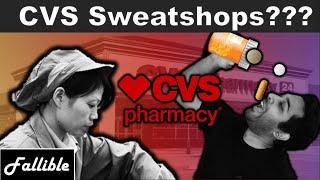 Is CVS Pharmacy A Sweatshop?!? | CVS Pharmacy Medication Errors & Monopoly Business Model Exposed