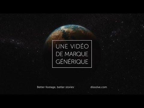 Une Vidéo de Marque Générique