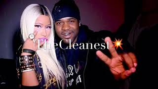 A$AP Ferg   Plain Jane (Remix) (ft. Nicki Minaj) (Clean)
