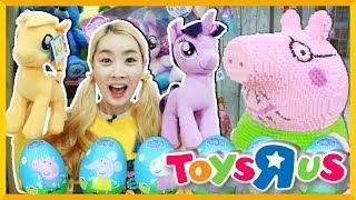 购物狂爱丽的玩具反斗城再探访 | 爱丽和故事 EllieAndStory