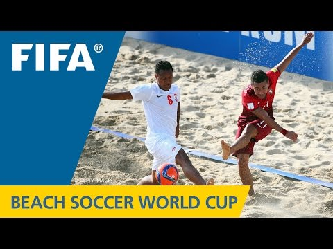 VIDEO: FINAL HIGHLIGHTS - Tahiti v. Portugual - FIFA Beach Soccer World Cup 2015