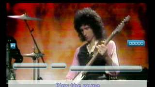 Queen: Play The Game (With Lyrics)