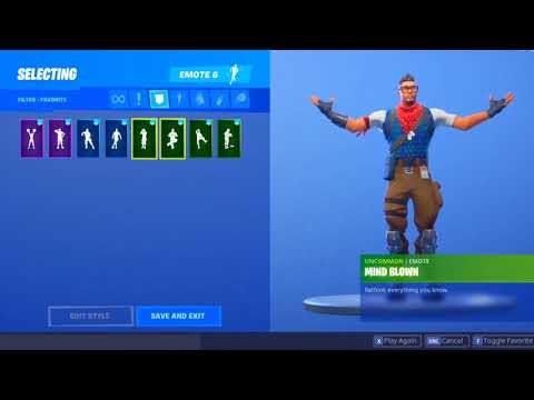 New Leaked Fortnite Emotes Skins And Pickaxes New Christmas Skins