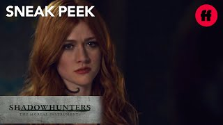Shadowhunters | Season 3, Episode 8 Sneak Peek: Clary Faces The Soul Sword | Freeform