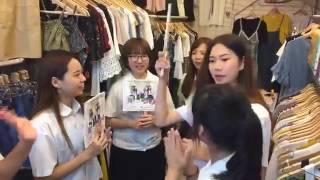20170505 桃園高校制服大賞 中平特別篇 街頭直播