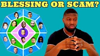 Blessing Loom Scheme | Cash App Pyramid Scheme Explained