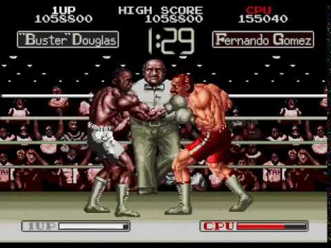 "Mega Drive Longplay [474] James ""Buster"" Douglas Knockout Boxing"