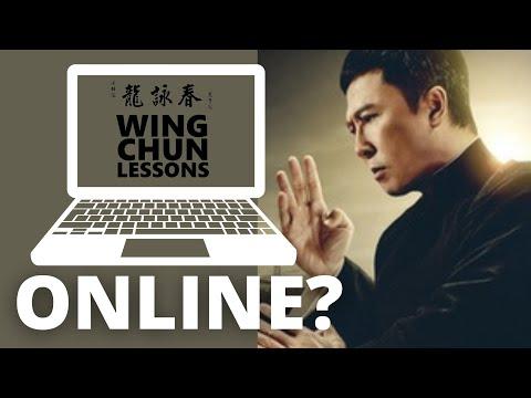 Can You Learn Wing Chun Online?