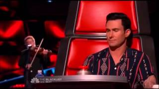 Michael Stein ( The Devil Went Down to Georgia ) - The Voice US Season 7