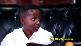 Talented 12 Years Old Actor Eyob Dawit on Seifu Fantahun Show