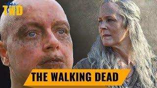 The Walking Dead: Die Vergangenheit von Alpha und Lydia  | Easter Eggs