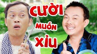 Phim Hài Việt Nam Mới Nhất - Phim hài Hoài Linh Chí Tài Cười Muốn Xỉu 2020