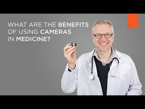 Basler - What are the Benefits of Using Cameras in Medicine - Vision Campus
