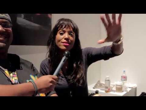 Aisha Tyler E3 Interview