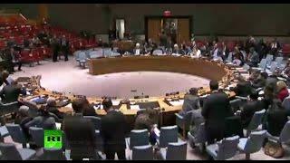 Открытое заседание Совета Безопасности ООН по ситуации на востоке Украины