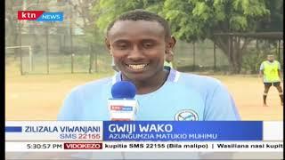 GWIJI WAKO: Maisha ya Mchezaji shupavu Steven Waruru | Zilizala Viwanjani