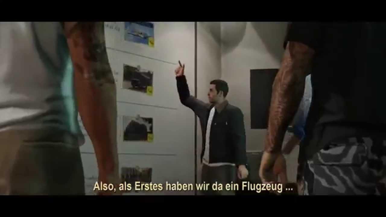 Grand Theft Auto Online Heists kommen am 10. März