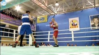 В Новосибирске проходит Всероссийский турнир по боксу памяти мастера спорта СССР Дмитрия Панова