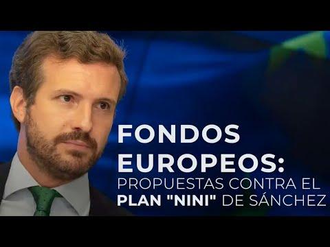 Fondos europeos: Propuestas contra el plan