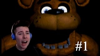 L'ENFER COMMENCE (Five Nights at Freddy's #1)